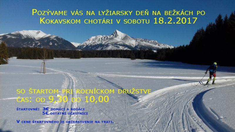 Bežkár.sk - Snehové správy 2016-2017 0c09bd34734